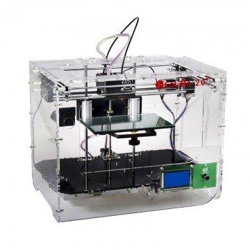 Impresora 3D CoLiDo 2.0 Plus con cama caliente para imprimir en 3D con filamentos PLA y filamentos ABS