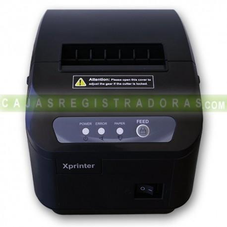 Impresora de Tickets en Oferta XP-200 con Auto corte - interfaz USB y Serie
