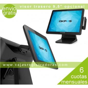 """Visor TPV OKPOS 9,7"""" para TPV Optmus - Color Negro"""