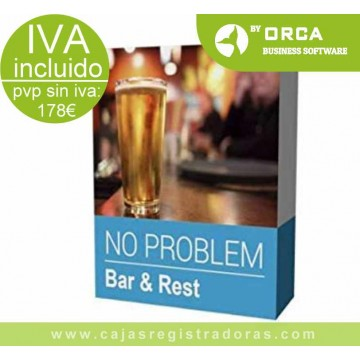 Software TPV Bar y Restaurante - No Problem Bar & Rest