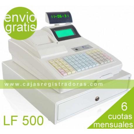Caja Registradora LF-500 cajón 35 x 38