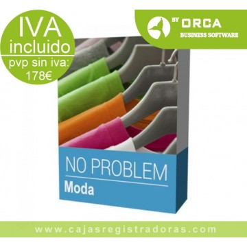 Software TPV No Problem Moda