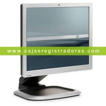 "MONITOR HP L1750-PLATA/NEGRO-17""-1280X1024-CUADRADO"