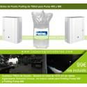 Sanihaze Nebulizador Desinfectante + 20 Litros  Sterilex registrado en Ministerio Sanidad