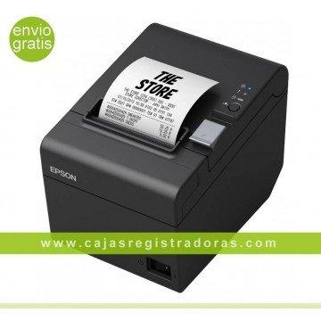 Epson TM-T20III USB + Serie Negra
