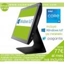 Portatíl Táctil Convertible + Software Sysme TPV