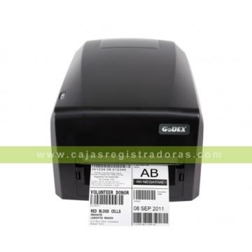 Godex G300 Etiquetadora Transferencia Térmica USB + RED + SERIE