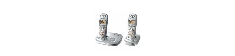 Teléfonos fijos sin cable