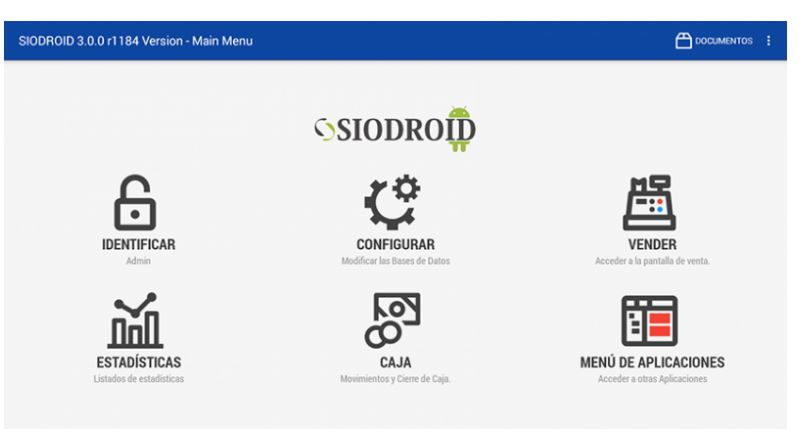 Siodroid TPV Android